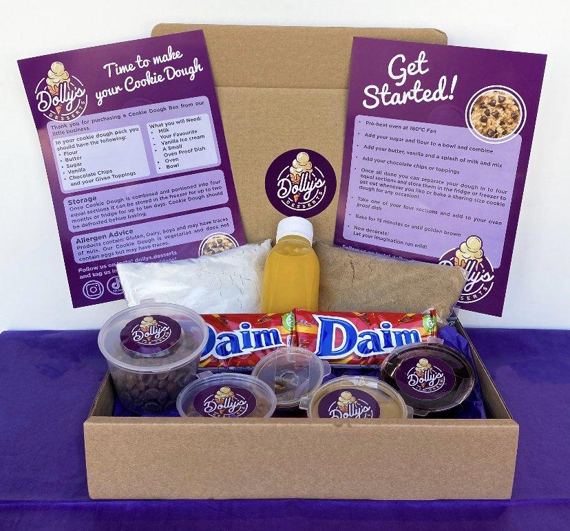 Cookie Dough Kit – Daim Bar