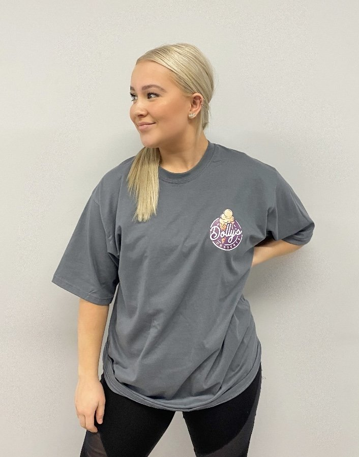 Dollys T-shirt- Grey